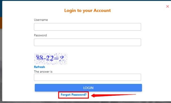 aryana-Parivar-Pehchan-Patra-Forget-Password