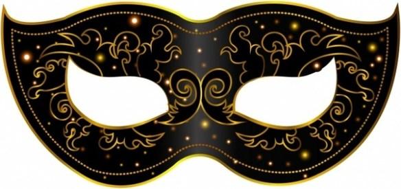 black_mask_decoration