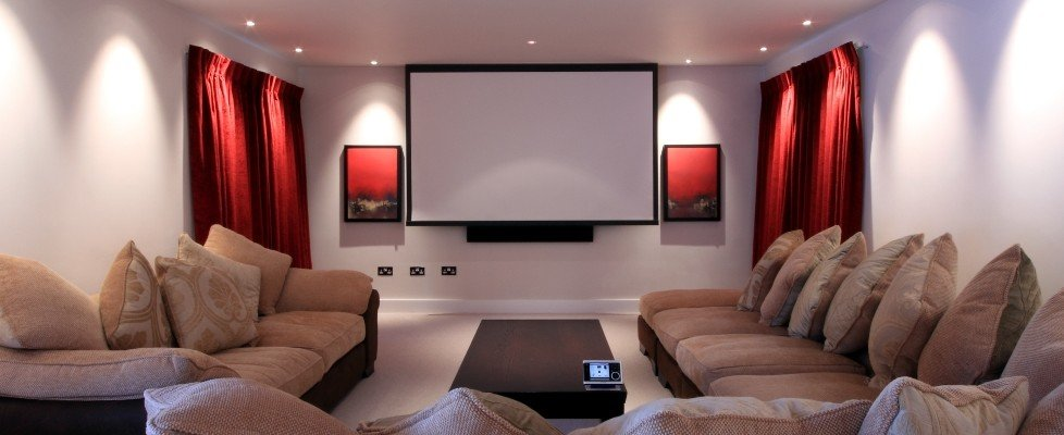 The Ultimate Movie Room
