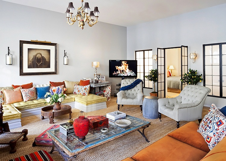 Embrace the Unique With Eclectic Interior Design on Apartment Decorating Styles  id=30075