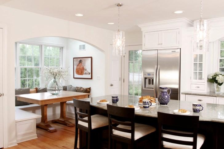 Kitchen Nook Sunny Spot