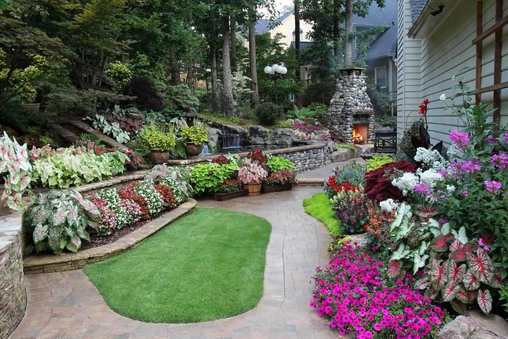 Raised Beds for Easy, Low-Maintenance Backyard Gardens on Raised Patio Designs  id=33160