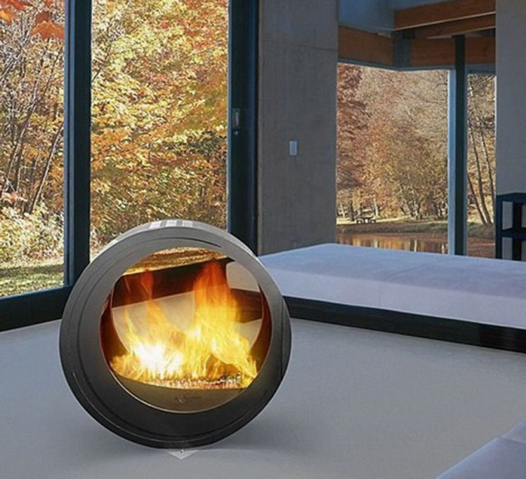 Image Result For How To Install A Fireplace In A Mobile Home