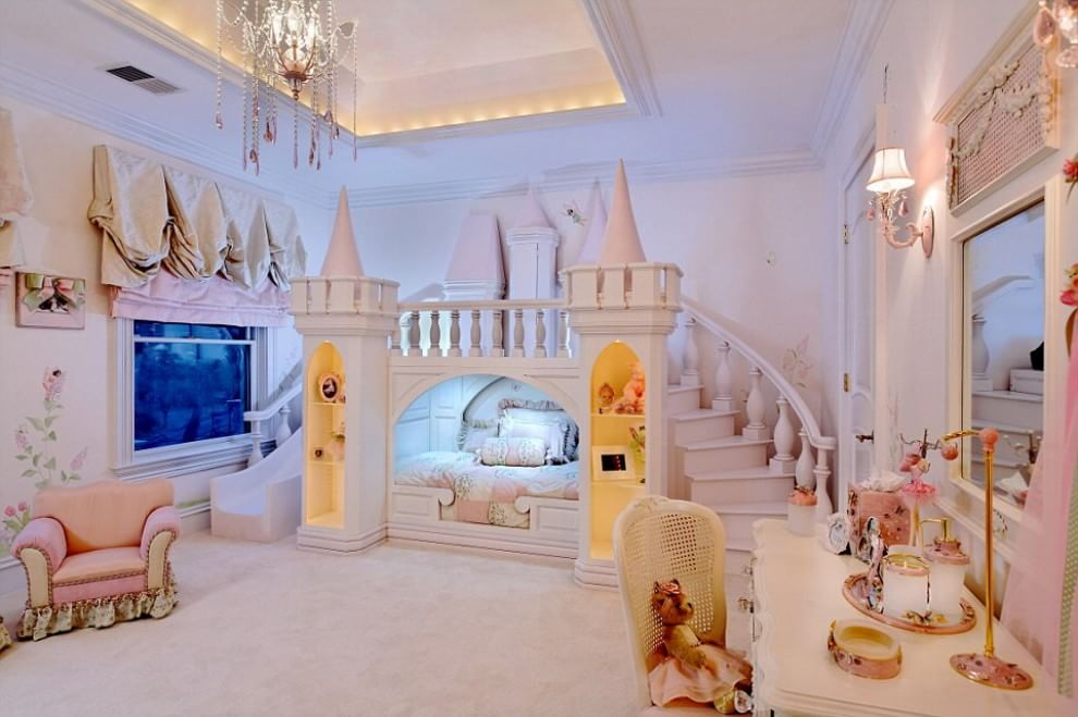 15 outstanding ideas for unique kids rooms on Amazing Bedroom  id=88310