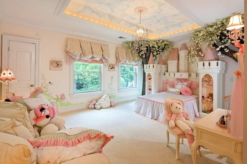 15 outstanding ideas for unique kids rooms on Beautiful Room Pics  id=30222