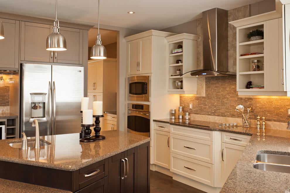 Open Floor Kitchen Designs