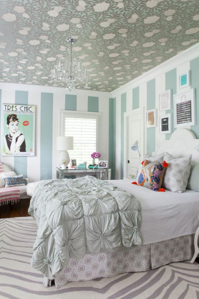 Sassy and Sophisticated Teen and Tween Bedroom Ideas on Room Design For Girls Teenagers  id=72854