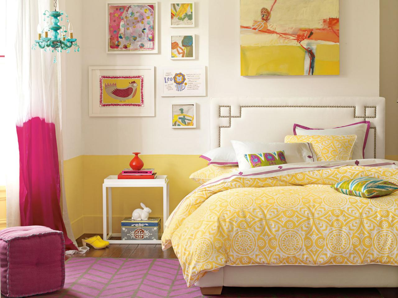 Sassy and Sophisticated Teen and Tween Bedroom Ideas on Teenage Bedroom Ideas  id=72141