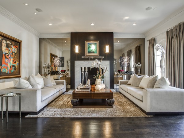How To Refresh Your Living Room After The Holidays