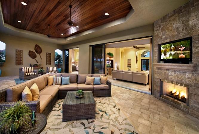 Luxury Indoor-Outdoor Rooms on Doobz Outdoor Living id=67251