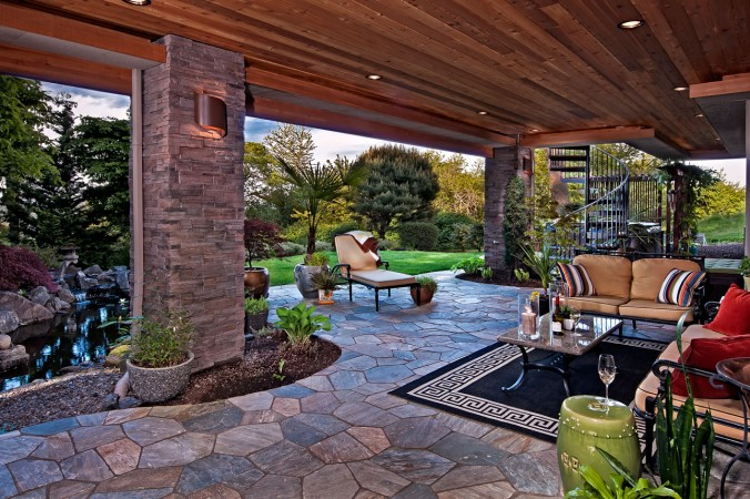 Luxury Indoor-Outdoor Rooms on Enclosed Outdoor Living Spaces  id=36088