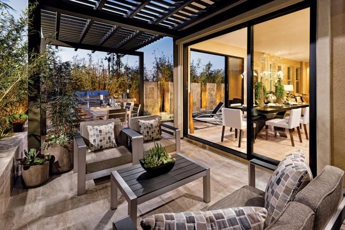 Luxury Indoor-Outdoor Rooms on Indoor Outdoor Living Spaces id=39757
