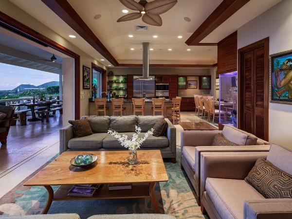 Luxury Indoor-Outdoor Rooms on Fancy Outdoor Living id=50763