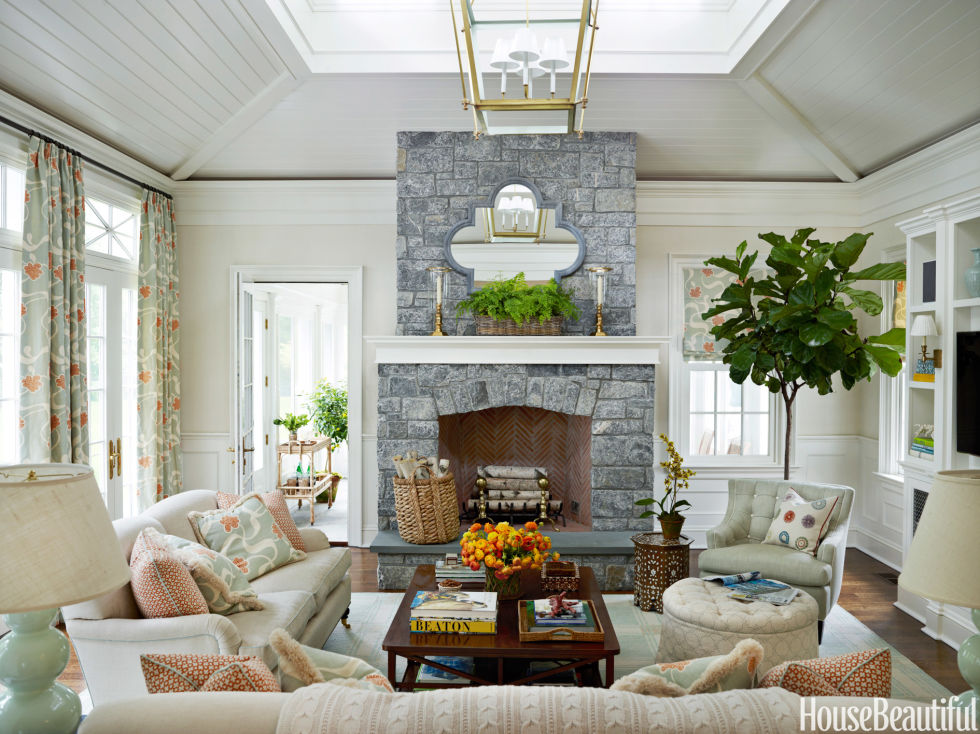 The Design Anatomy of the Family Room on Beautiful Room  id=19534