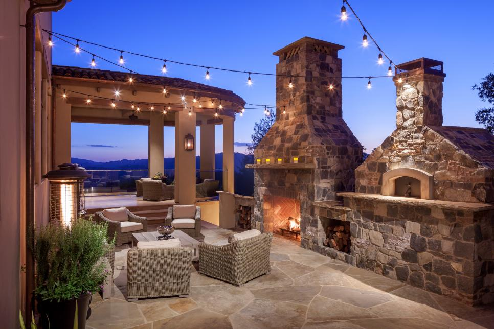30 best ideas for backyard fireplace and pergolas on Fireplace In Yard  id=12859