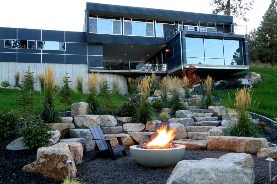 30 best ideas for backyard fireplace and pergolas on Fireplace In Yard  id=62266