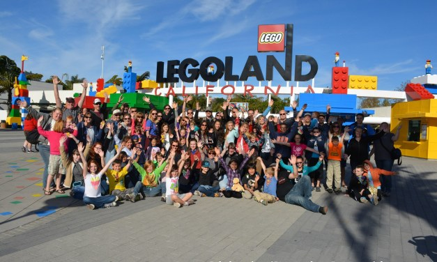 Fulltime Families 2016 Cruising California Rally – Day 5 of 5, Legoland!