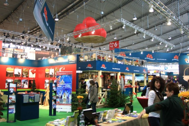 Events in Stuttgart in 2017: Visit the fair CMT