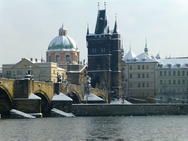 "Prague – the ""Golden City"" (part II)"