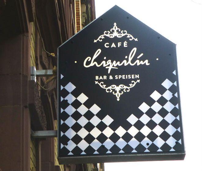 Cafe Chiquilin in Stuttgart-West