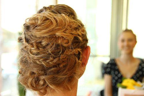 Final hairdo