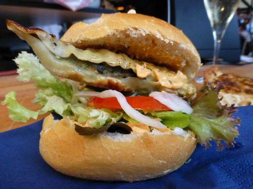 Maultaschen Burger