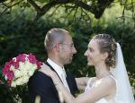 Bridal bouquet, done by Mayer Blumen