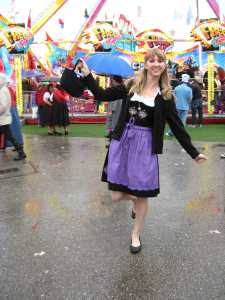 "Oktoberfest 2012 – ""Prosit"" to a rainy day"