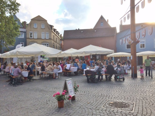 Abendmarkt Bad Cannstatt 1