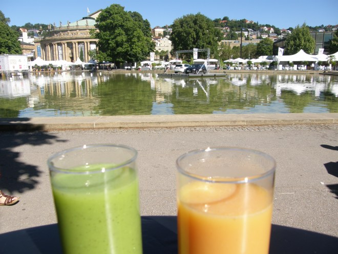Things to do in Stuttgart in August