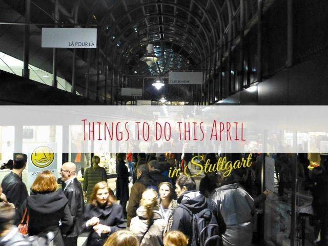 Things to do this April