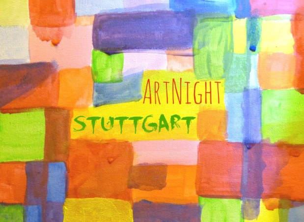 ArtNight Stuttgart – a fun workshop for everybody