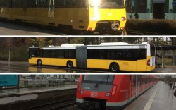 A guide to the public transport in Stuttgart