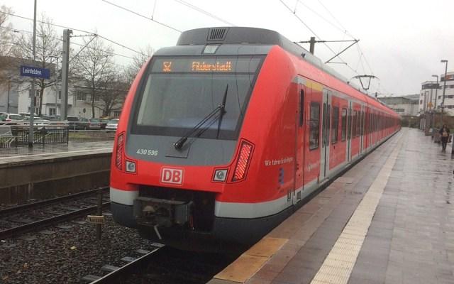 Public transport in Stuttgart: S Bahn