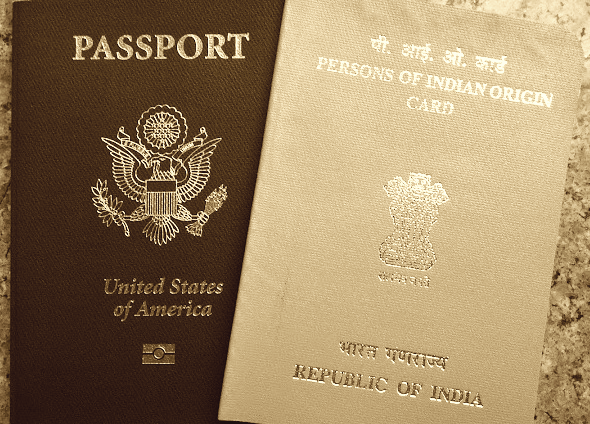 PIO Persons of Indian Origin Application Overview for MINORS.