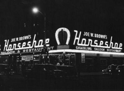 joe w brown horseshoe