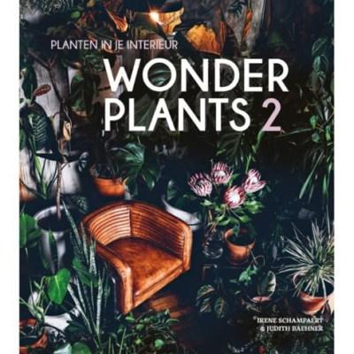 Boek wonderplants