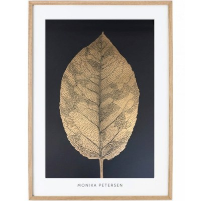 birch leave Monika Petersen