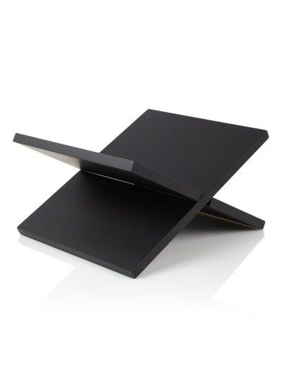terra boekenstandaard zwart