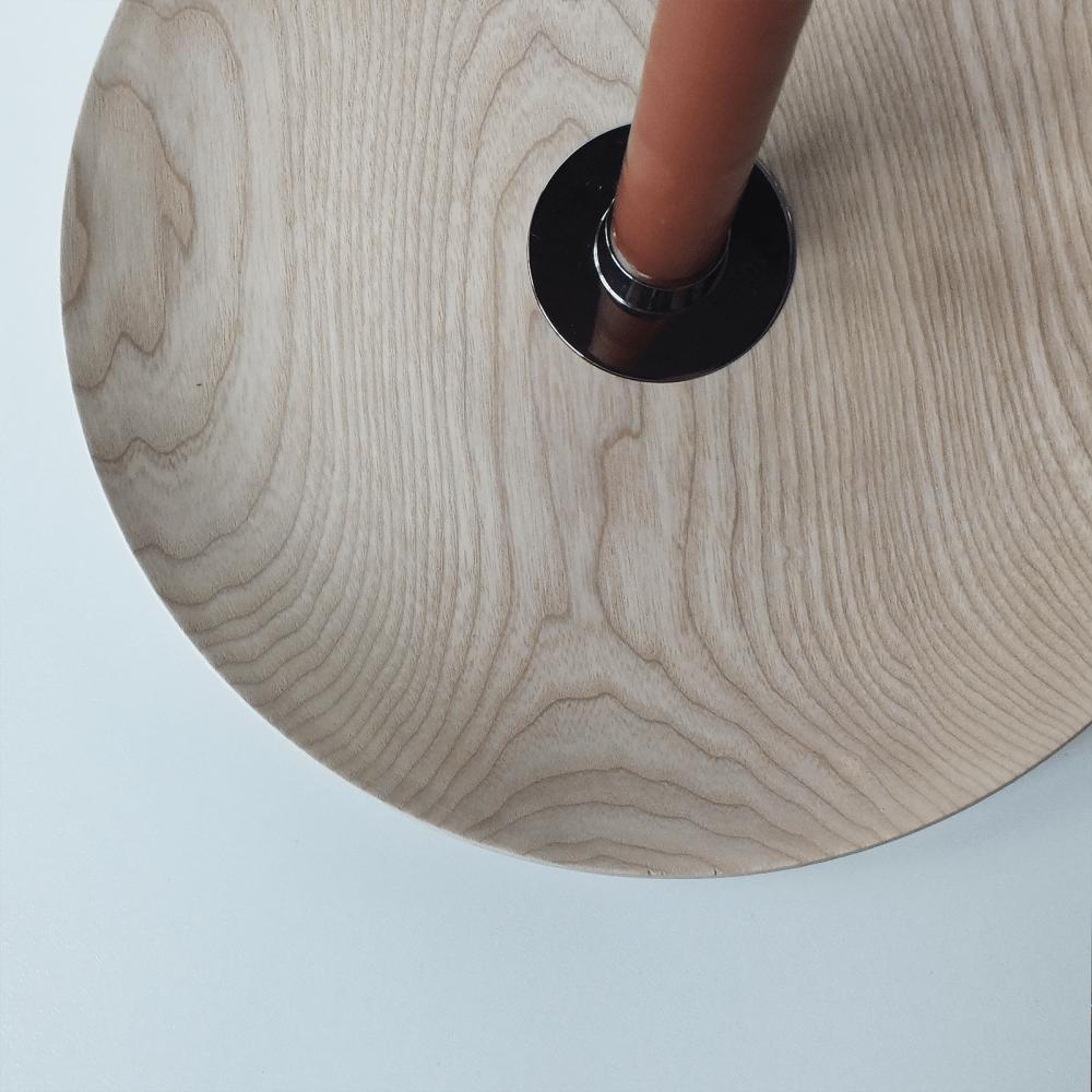 kandelaar houtlokaal