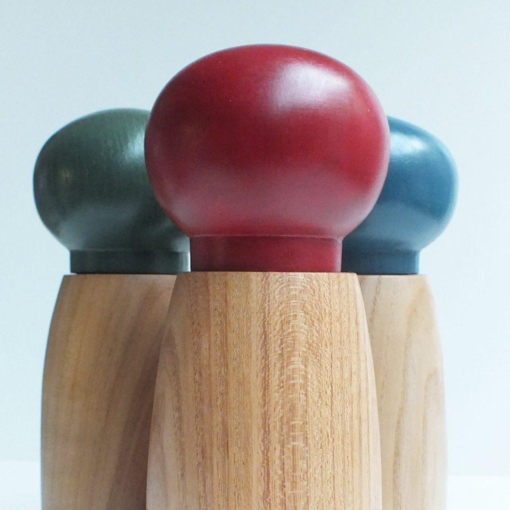 pepermolen van hout