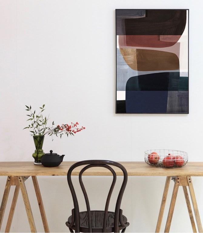 artwork Berit Mogensen - ground