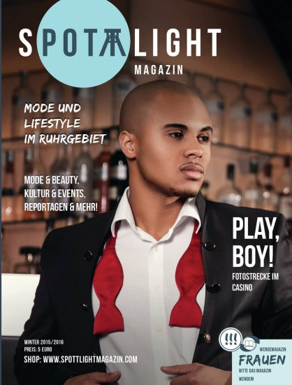 sPOTTlight Cover
