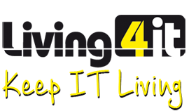 Living4it Logo