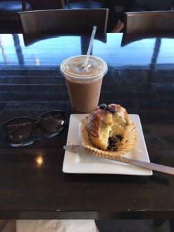 Sunday breakfast courtesy of Chicago Grind