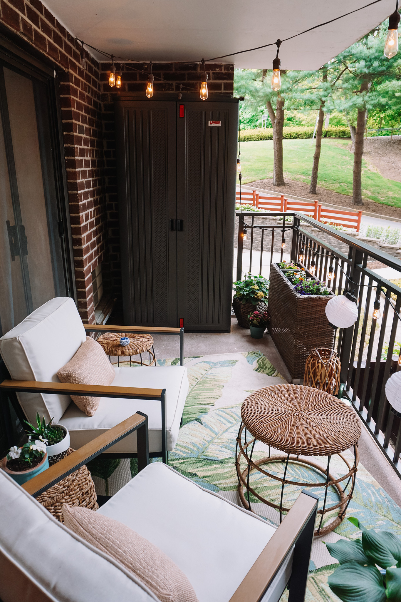 my apartment balcony reveal more