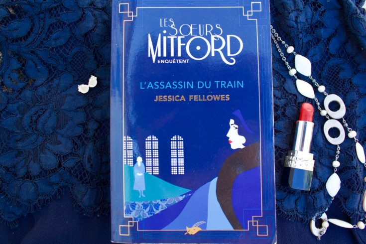 L'assassin du train de Jessica Fellowes