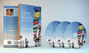 Living and dying CD set