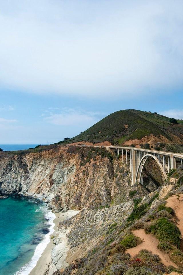 Motivos para viajar en carretera por California
