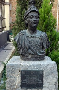 Hannibal Barca, son of Hamilcar; the man with a dedicated vision that allowed him to become a transformational leader.